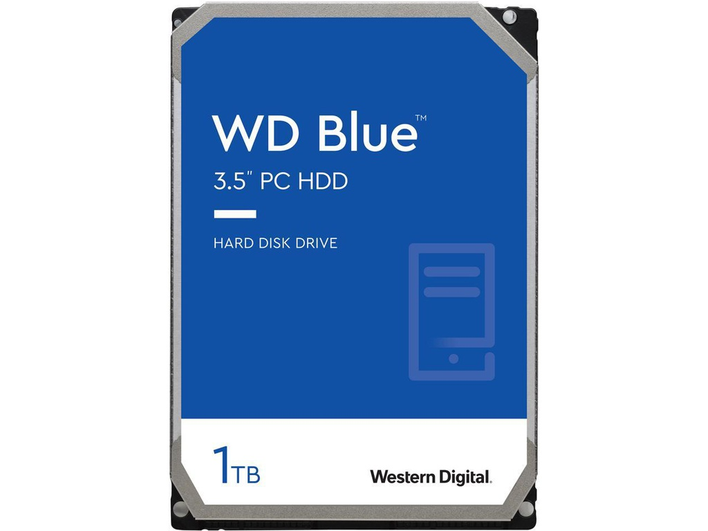 Disco Para PC WD 1TB 7200 RPM 64MB Cache SATA 6.0Gb/s 3.5""