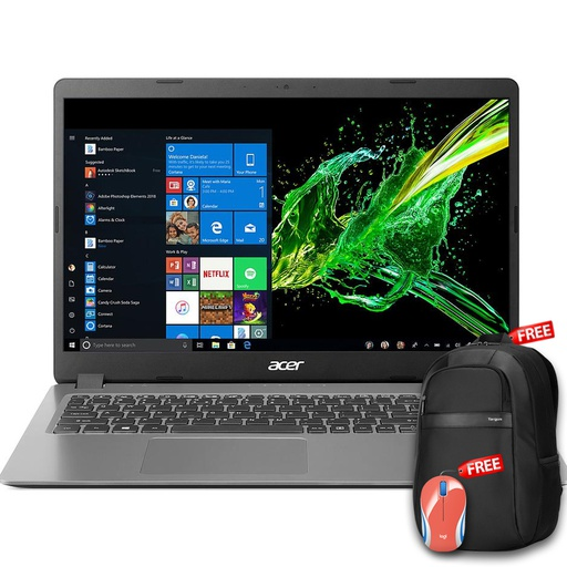 Acer Aspire 3 A315 15.6'' FHD Core i5 10th 1.0Ghz 256GB SSD 8GB WIN