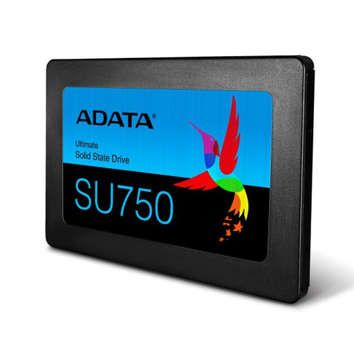 "[ADATASU750256GB] ADATA SU750 256GB SSD 2.5"" Disco Interno Laptop"