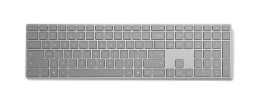[3YJ00002] Microsoft Teclado Inalambrico Wireless Bluetooth Gris