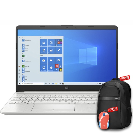 [HP15GW0010] HP 15-GW0010 15.6'' AMD Ryzen 3 3250U 2.6GHz 1TB+128GB SSD 4GB WIN10 S
